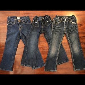Girls Jeans 5T lot Gymboree Children's Pl Cherokee